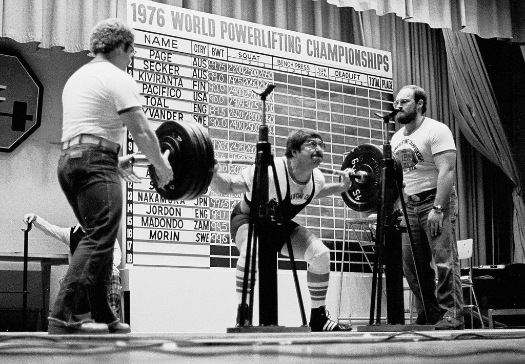 The History of Powerlifting – Taylor's Strength Training
