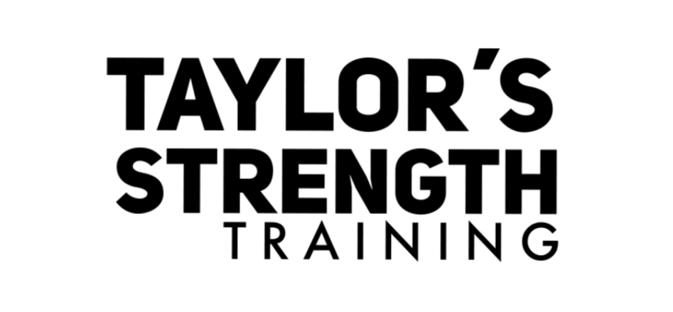 Taylor's Strength Training